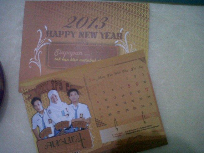 Kalender Jadi